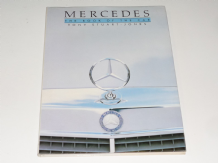 Mercedes - The Book of the Car (Stuart-Jones 1984)